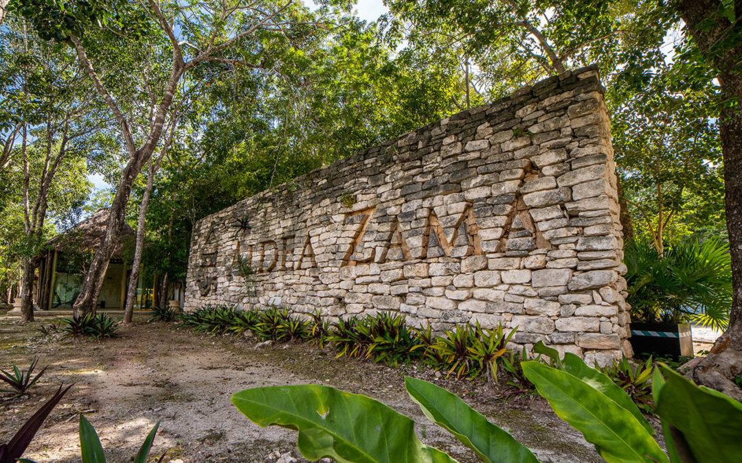 Comunidades Residenciales dentro de Aldea Zamá