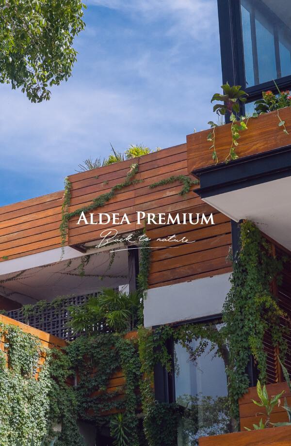 Desarrollo exclusivo Aldea Premium en Aldea Zamá