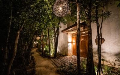 Aldea Zamá – Fusión de lujo y naturaleza en Tulum